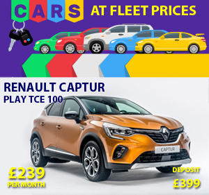 cars at fleet prices